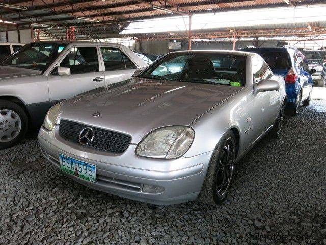 Used Mercedes-Benz SLK 230 | 1998 SLK 230 for sale ...
