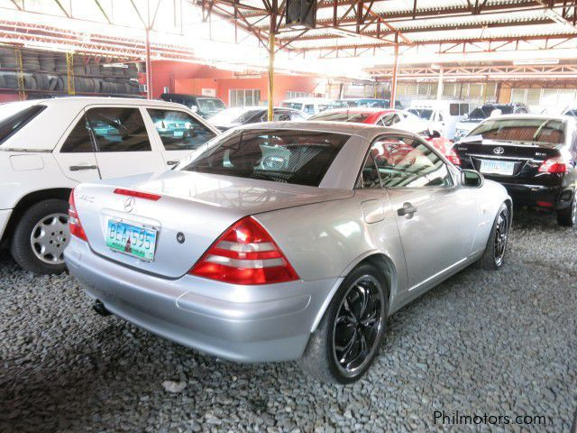 Used mercedes benz slk 230 1998 slk 230 for sale for Mercedes benz price philippines