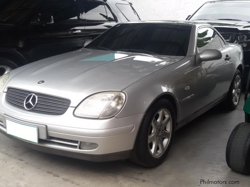 Used mercedes benz slk230 1998 slk230 for sale for Mercedes benz price philippines