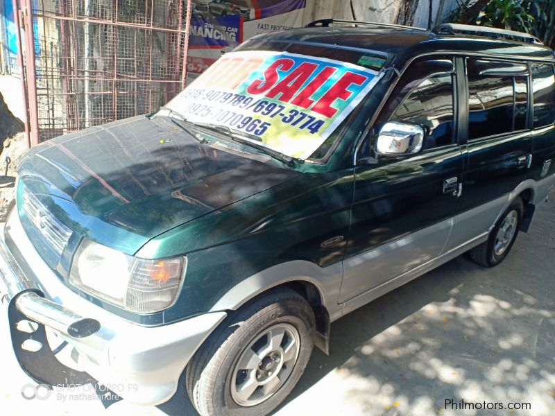 Mitsubishi Adventure in Philippines
