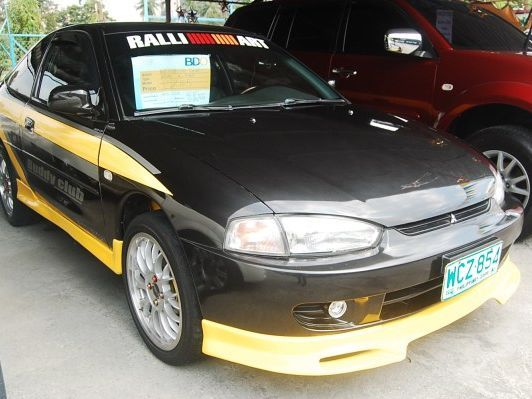 Mitsubishi gsr for sale