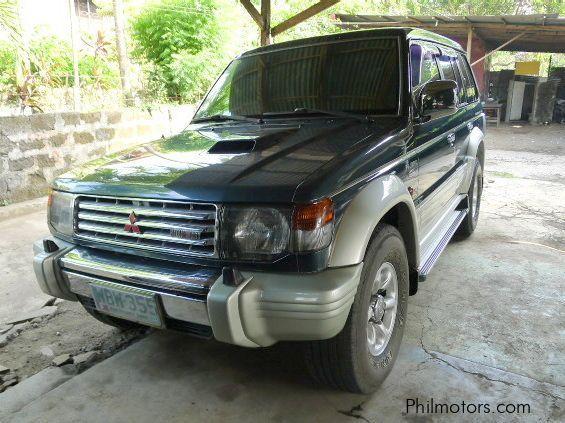 Used Mitsubishi Pajero | 1998 Pajero for sale | Batangas Mitsubishi