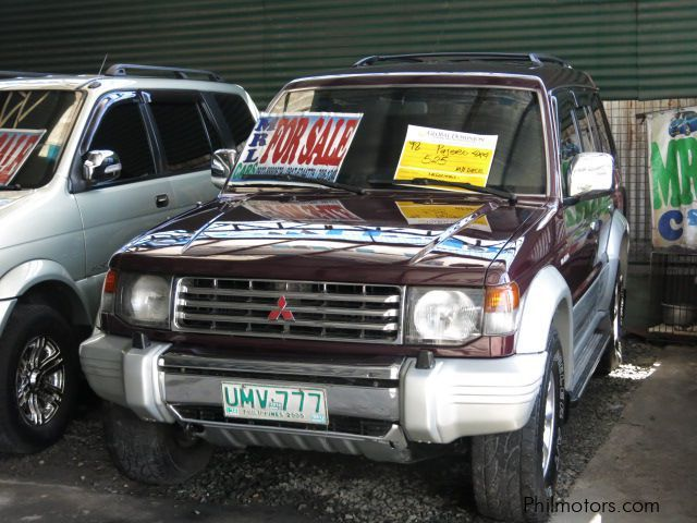 Used Mitsubishi Pajero | 1998 Pajero for sale | Quezon City