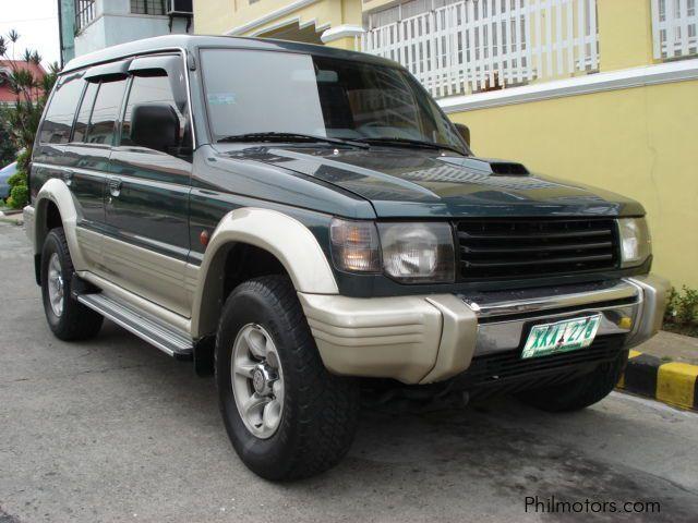 Used Mitsubishi Pajero | 1998 Pajero for sale | Ilocos Norte