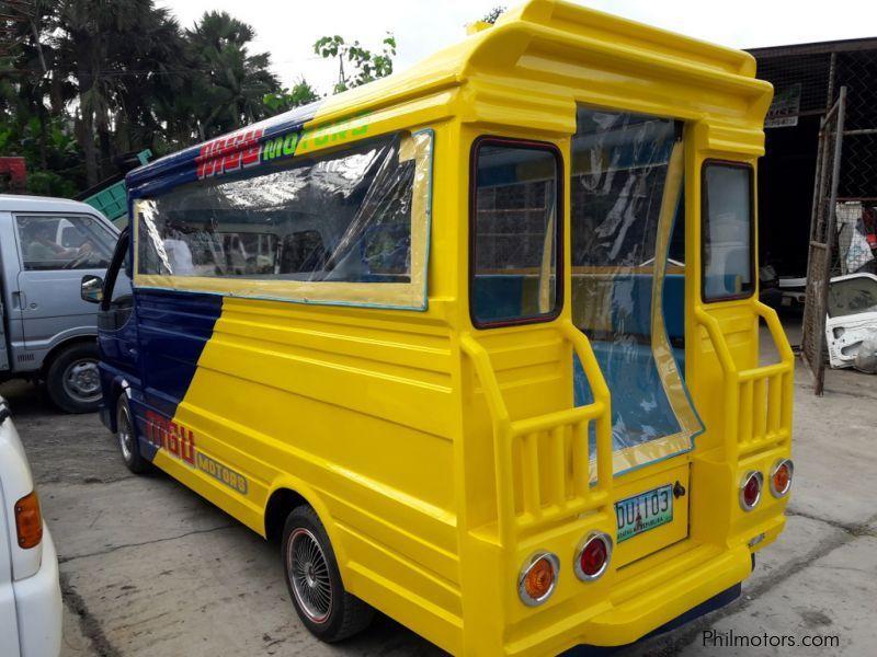 Used Suzuki Multicab Passenger Jeepney 4x2 Blue X Yellow