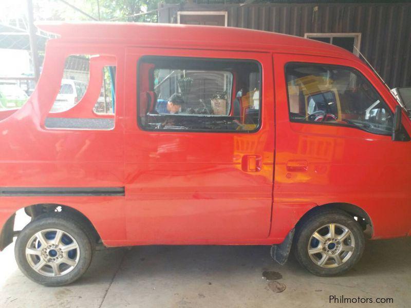Used Suzuki Multicab Scrum Double Cab 4x4 Mt Red 1998