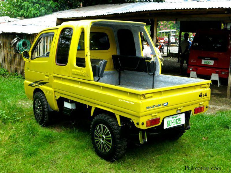 Used Suzuki Rusco 1998 Rusco For Sale Leyte Suzuki