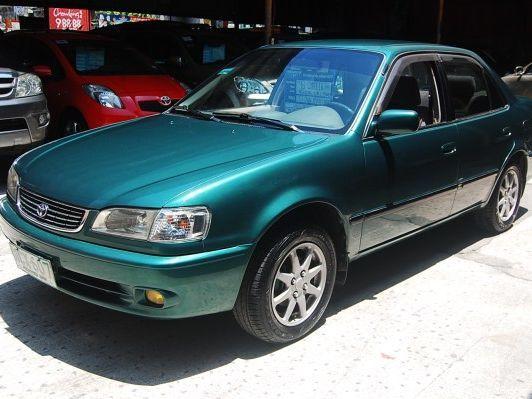 Used Toyota Corolla GLi | 1998 Corolla GLi for sale | Makati