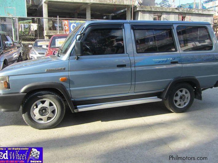 Jeep Wrangler Price Philippines >> Used Toyota Tamaraw FX   1998 Tamaraw FX for sale   Benguet Toyota Tamaraw FX sales   Toyota ...