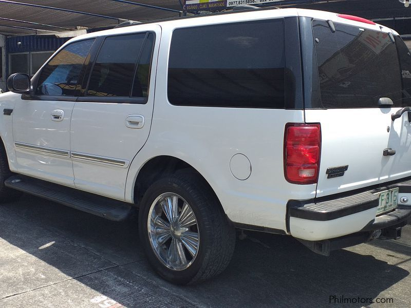 Ford expedition in Philippines