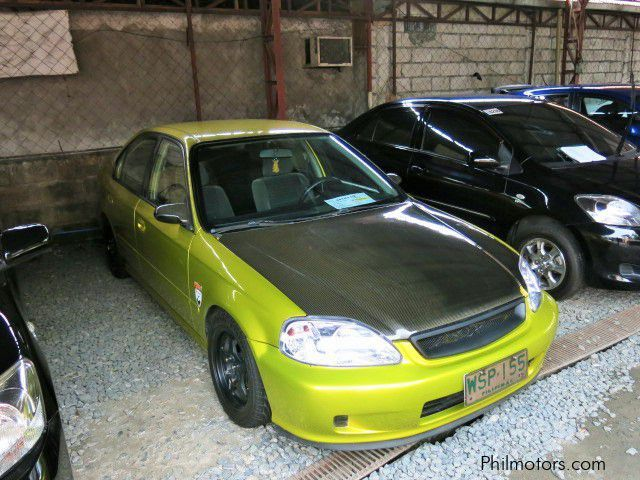 Used Honda Civic Sir 1999 Civic Sir For Sale Cavite Honda Civic Sir Sales Honda Civic Sir