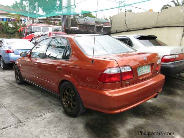 Used Honda Civic SIR | 1999 Civic SIR for sale | Batangas ...