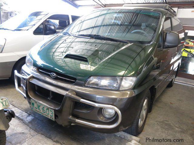 Used Hyundai Starex  1999 Starex for sale  Quezon City Hyundai