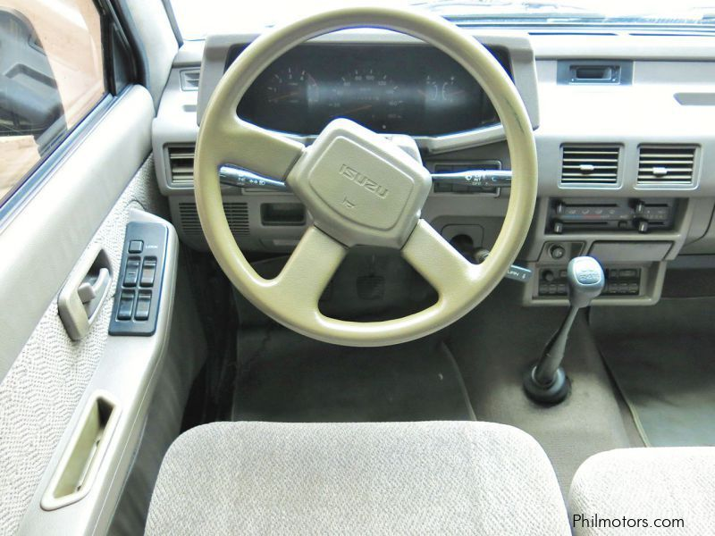 Used Isuzu Hilander | 1999 Hilander for sale | Quezon City Isuzu Hilander sales | Isuzu Hilander ...