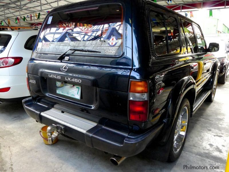 Pre Owned Lexus >> Used Lexus LX 450 | 1999 LX 450 for sale | Pasig City ...