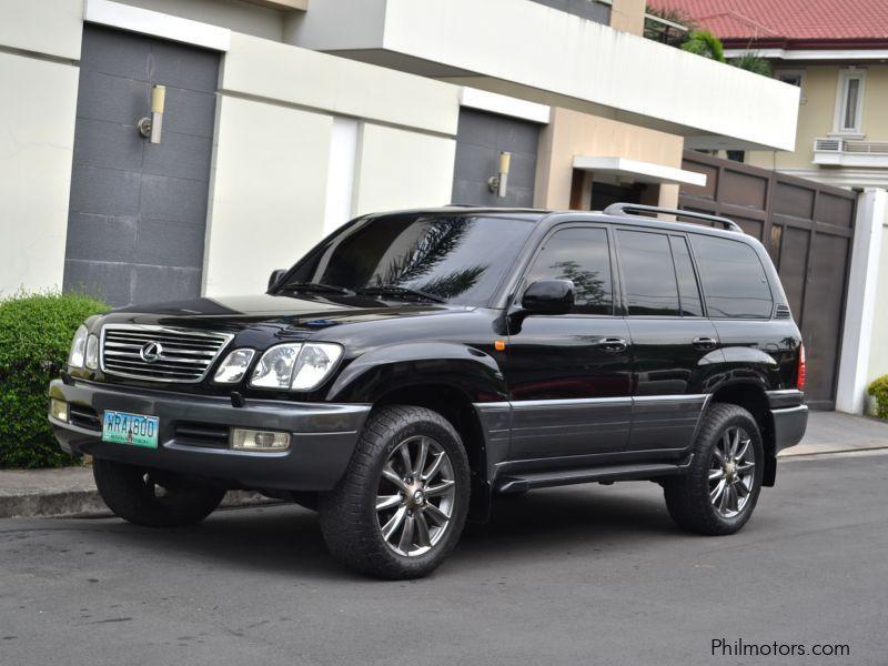Used Lexus lx470   1999 lx470 for sale   Quezon City Lexus lx470 sales   Lexus lx470 Price ...