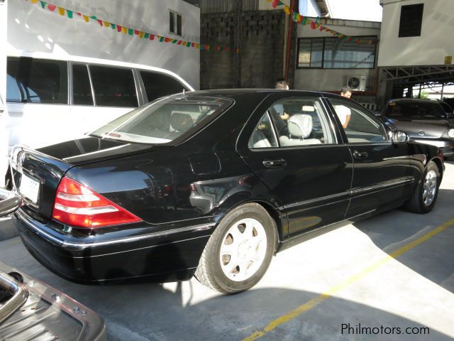 Used mercedes benz s 500 1999 s 500 for sale pasig for Mercedes benz s 500 for sale used