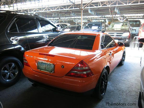 Used mercedes benz slk 230 1999 slk 230 for sale pasay for Mercedes benz price philippines