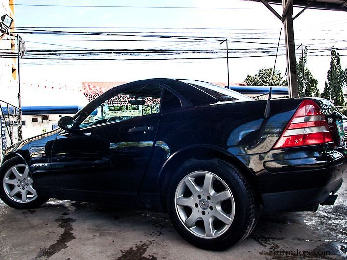 Used Mercedes Benz Slk230 Kompressor 1999 Slk230