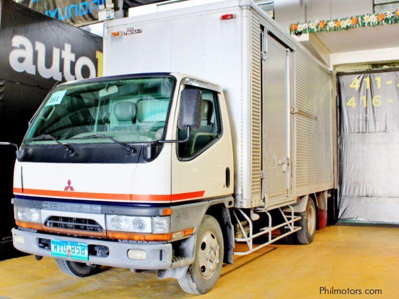 Used Mitsubishi Alum van 161 Japan Truck 14ft 4M51 with WARRANTY