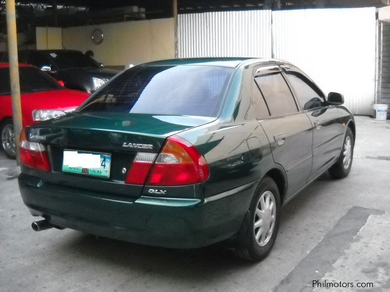 Used Mitsubishi Lancer 1999 Lancer For Sale Makati
