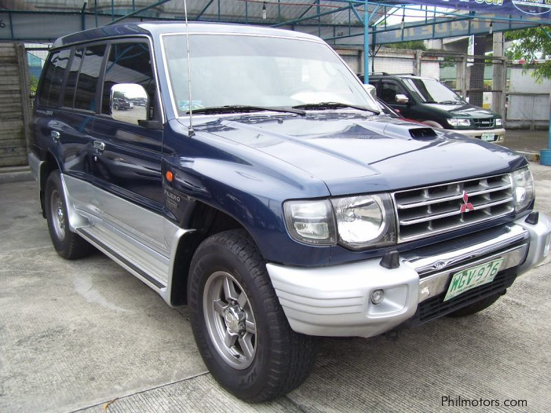 used mitsubishi pajero fieldmaster 4x4 1999 pajero fieldmaster 4x4 for sale paranaque city. Black Bedroom Furniture Sets. Home Design Ideas