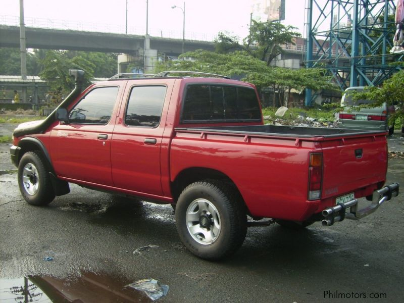 Used Nissan Frontier | 1999 Frontier for sale | Quezon City Nissan ...