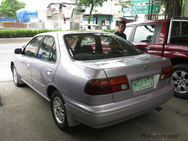 Used Nissan Sentra Super Saloon 1999 Sentra Super Saloon For Sale Laguna Nissan Sentra Super