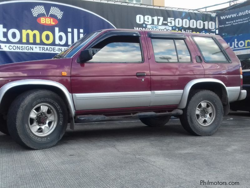 used nissan terrano 4x4 1999 terrano 4x4 for sale paranaque city nissan terrano 4x4 sales. Black Bedroom Furniture Sets. Home Design Ideas