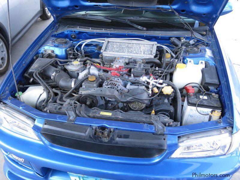 Used Subaru Impreza Sti 1999 Impreza Sti For Sale Cebu