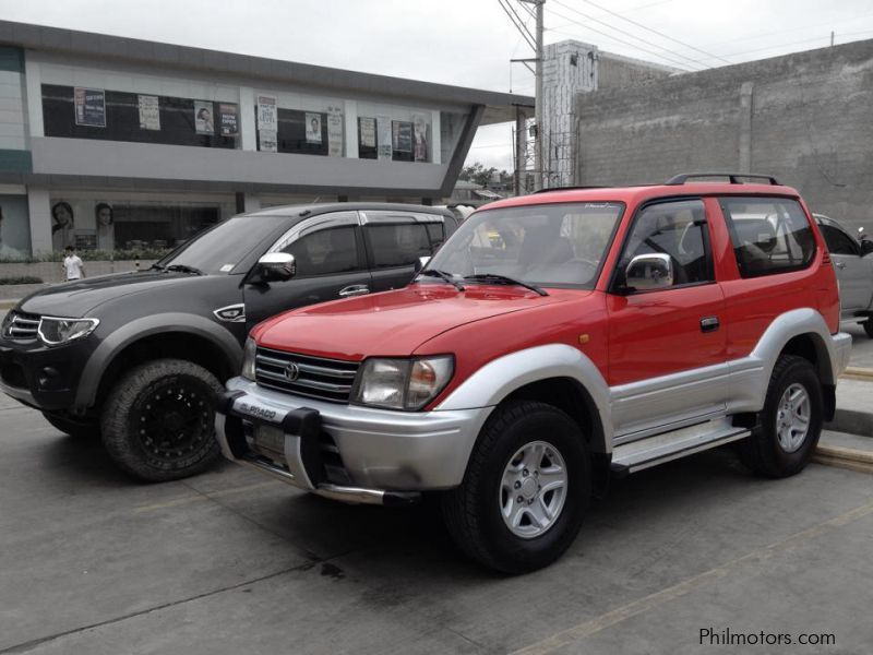 Prado Auto Sales >> Used Toyota Land Cruiser Prado | 1999 Land Cruiser Prado ...