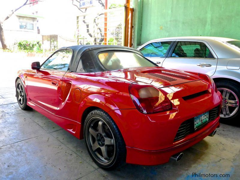 Martinez Auto Sales >> Used Toyota MR2 | 1999 MR2 for sale | Quezon City Toyota ...