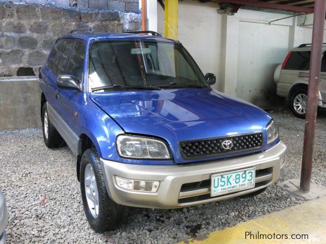 toyota rav4 1999 manual transmission
