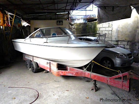 Used Speed Boat | 2000 Speed Boat for sale | Cebu Speed ...