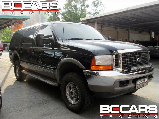 Ford Excursion Philippines >> Used Ford Excursion 2000 Excursion For Sale Pasig City Ford