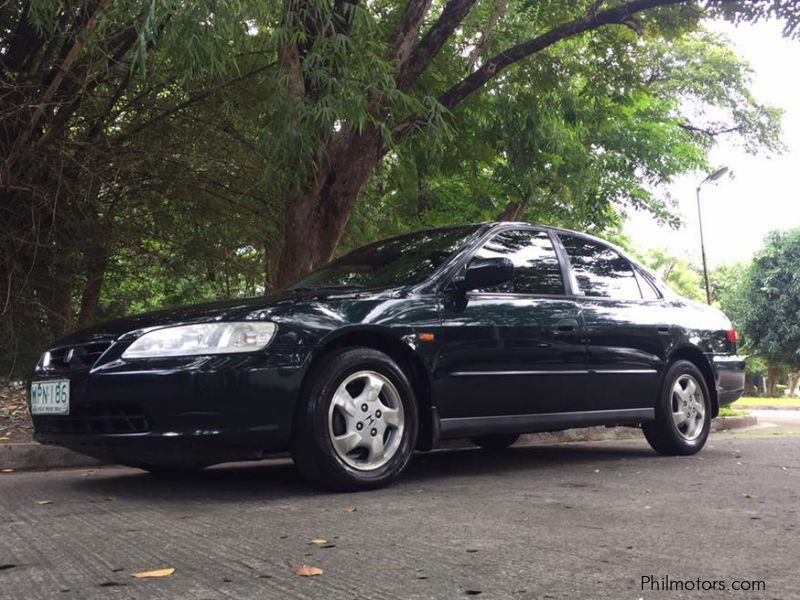 Honda Accord Vti In Philippines ...