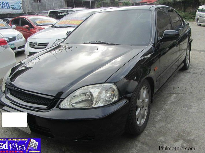 Honda CIVIC VTEC SIR In Philippines Honda CIVIC VTEC SIR In Philippines ...
