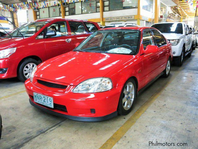 Used Honda Civic Sir 2000 Civic Sir For Sale Quezon City Honda