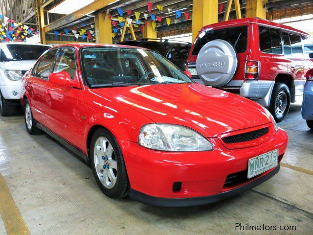 Used Honda Civic SIR | 2000 Civic SIR for sale | Quezon City Honda Civic SIR sales | Honda Civic ...