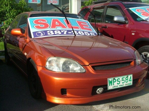 2000 Civic Sir For Sale