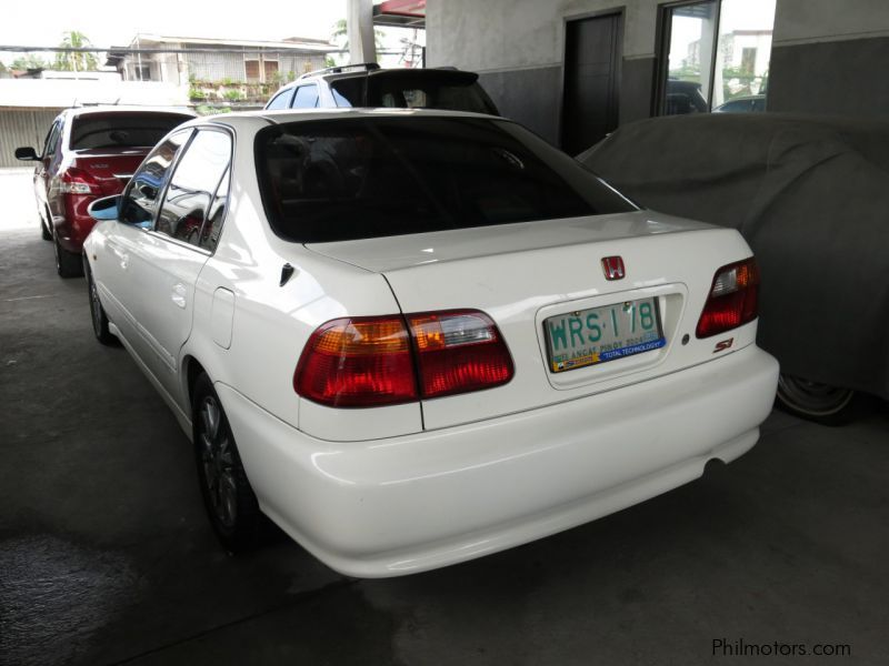 ... Honda Civic VTi In Philippines ...