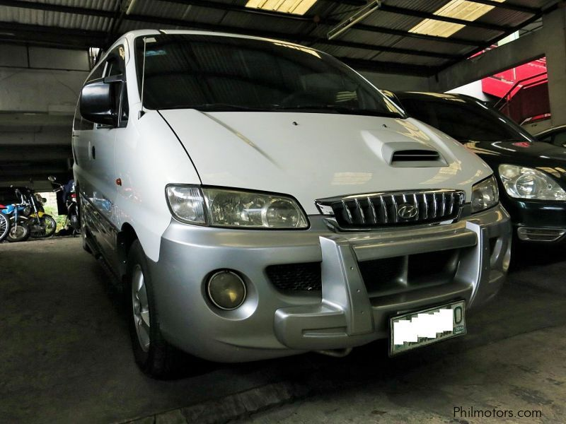 Used Hyundai Starex 2000 Starex For Sale Quezon City