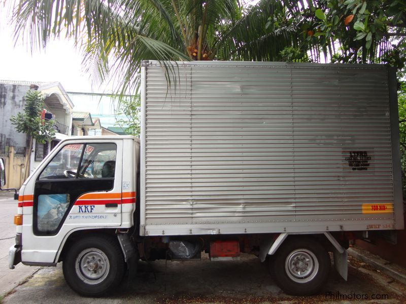 Isuzu 4BE1 in Philippines