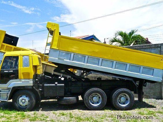 Used Isuzu V395 Dump truck   2000 V395 Dump truck for sale ...