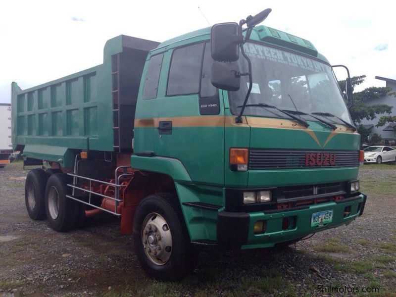 Isuzu Dump Truck In Philippines ...