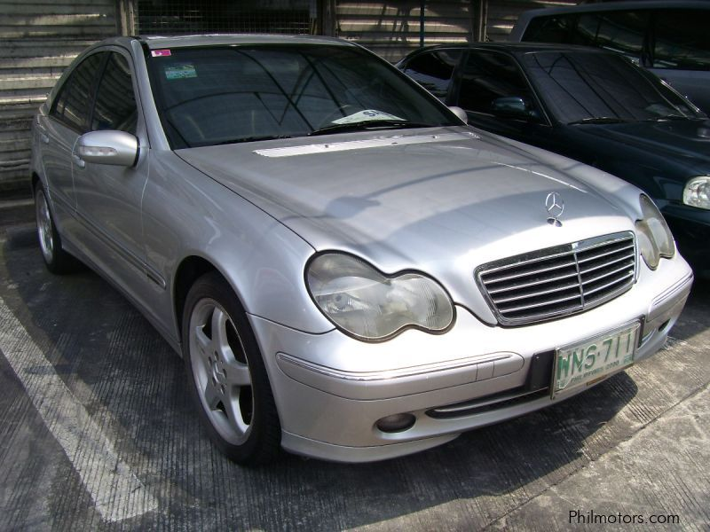 Used mercedes benz c320 2000 c320 for sale paranaque for Mercedes benz philippines