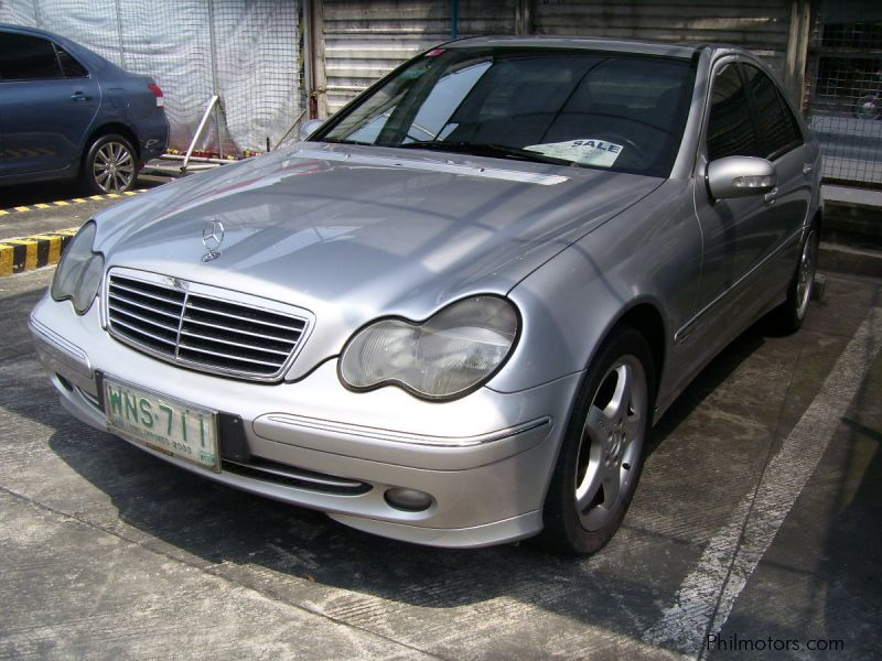 Used mercedes benz c320 2000 c320 for sale paranaque for Mercedes benz c320