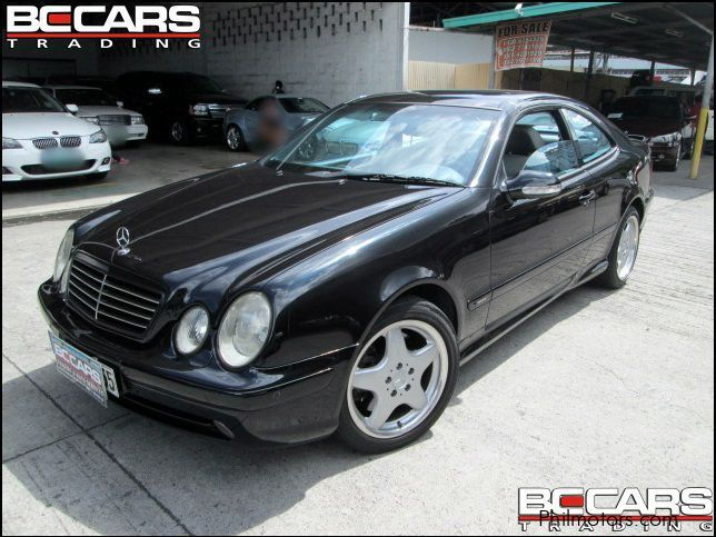 used mercedes benz clk 430 2000 clk 430 for sale pasig. Black Bedroom Furniture Sets. Home Design Ideas