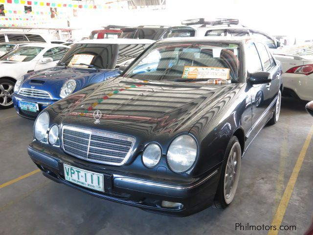 Used mercedes benz e240 2000 e240 for sale pasig city for Mercedes benz price philippines