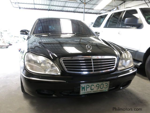 Used mercedes benz s320 amg 2000 s320 amg for sale for Mercedes benz philippines